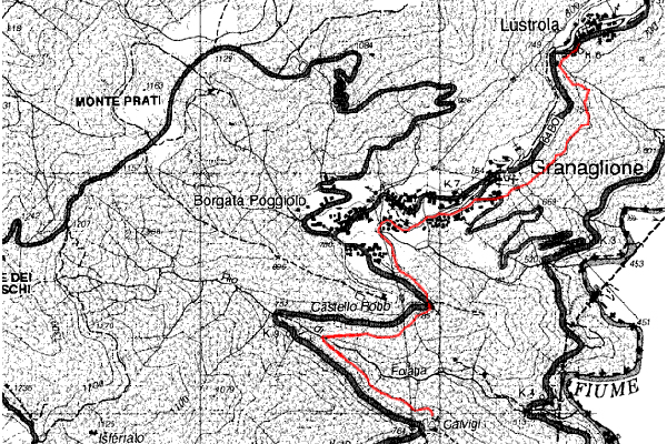 lustrola-territorio-sentieri-sentiero-lustrola-santuario-di-calvigi-mulattiera-di-granaglione-mappa